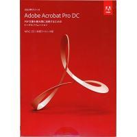 【商品名:】Adobe Acrobat Pro DC★製品版★日本語 Mac版★未開封 / 【商品状...