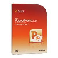 【商品名:】PowerPoint 2010★製品版★新品未開封 / 【商品状態:】新品未開封品です。...