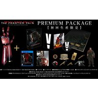 【商品名:】METAL GEAR SOLID V:THE PHANTOM PAIN PREMIUM ...