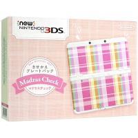 【商品名:】New 3DS きせかえプレートパック マドラスチェック■未開封 / 【商品状態:】新品...