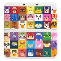 【商品名:】任天堂■New 3DS きせかえプレートパック どうぶつの森□未開封 / 【商品状態:】...