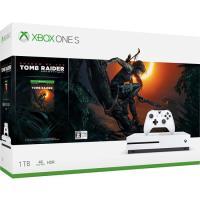 【商品名:】【新品訳あり(箱きず・やぶれ)】 Microsoft Xbox One S 1TB (シ...