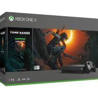 【商品名:】【新品訳あり(箱きず・やぶれ)】 Microsoft Xbox One X 1TB (シ...