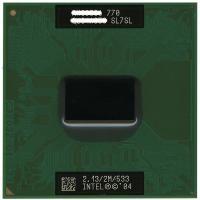 【商品名:】Pentium M 770★2.13GHz FSB533MHz L2 2M★Dothan...