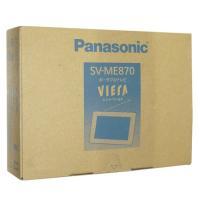 【商品名:】Panasonic■ポータブルTV VIERA SV-ME870■ブラック■ / 【商品...