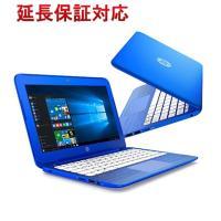 【商品名:】HP製■ノートPC HP Stream 11-r016TU■コバルトブルー■未開封 / ...