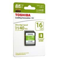 【商品名:】■TOSHIBA製■SDHCカード SD-K016GR7AR040ACH■海外版■未開封...