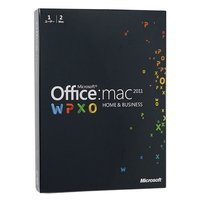 【商品名:】Office for Mac Home and Business 2011★2パック★未...