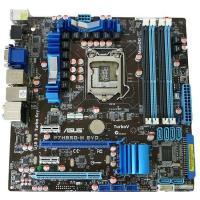 【商品名:】ASUS製MicroATXマザーボード★P7H55D-M EVO★LGA1156対応▼ ...