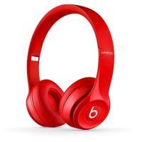 【商品名:】beats by dr.dre■ヘッドホン■Solo2 Wireless レッド□新品未...