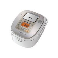 【商品名:】Panasonic■IHジャー炊飯器 5.5合炊き■SR-HB104-W□未開封 / 【...