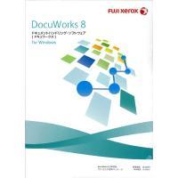 【商品名:】DocuWorks 8 日本語版/1ライセンス基本PKG★SDWA114A★未開封 / ...