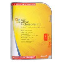 【商品名:】Office Professional 2007★アカデミック版★新品未開封 / 【商品...