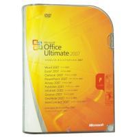 【商品名:】Office Ultimate 2007★製品版★新品未開封 / 【商品状態:】新品未開...