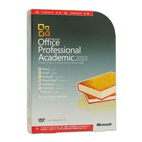 【商品名:】Office Professional Academic 2010★製品版△新品未開封 ...