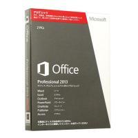 【商品名:】Office Professional 2013 アカデミック版★新品未開封 / 【商品...
