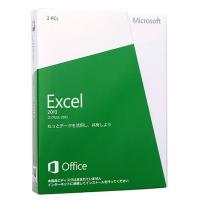 【商品名:】Excel 2013△新品未開封 / 【商品状態:】新品未開封品です。※パッケージにへこ...