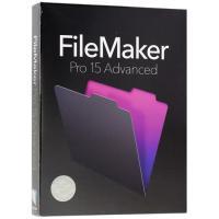 【商品名:】FileMaker Pro 15 Advanced★製品版★Win&Mac両対応版★未開...