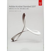 【商品名:】Adobe Acrobat Standard 2017 日本語 Windows版★新品未...