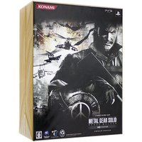 【商品名:】METAL GEAR SOLID PEACE WALKER HDED プレミアムPK★P...