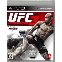 【商品名:】UFC Undisputed 3★PS3★新品未開封 / 【商品状態:】新品未開封です。...