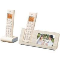 【商品名:】SHARP■インテリアホン コードレス電話機■JD-4C1CW-N■未開封 / 【商品状...