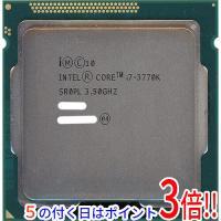 【商品名:】Core i7 3770K★3.5GHz LGA1155★SR0PL★ / 【商品状態:...