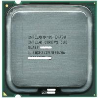 【商品名:】Core 2 Duo E4300★1.80GHz FSB800 LGA775★SLA99...