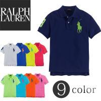 POLO RALPH LAUREN/ポロ ラルフローレン ポロシャツ 全9色  ポロシャツ Big ...