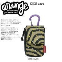 Oran'ge IQOS Case 2029 HAMON オレンジ アイコスケース オールインワン ...
