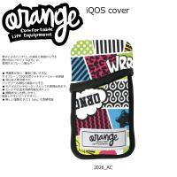 Oran'ge IQOS Cover 2026 AC オレンジ アイコスケース ネオプレーン IQO...