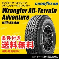 ■GOODYEAR Wrangler All-Terrain Adventure with Kevl...