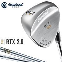 クリーブランドゴルフ日本正規品588RTX 2.0ウェッジツアーサテン仕上げスチールシャフト