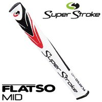 【日本正規品在庫限りの大放出】SuperStroke(スーパーストローク)FLATSO MIDパターグリップ