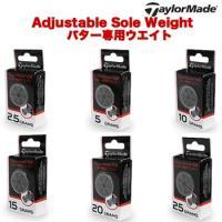 テーラーメイド日本正規品Adjustable Sole Weightアジャスタブルソールウエイト(可...