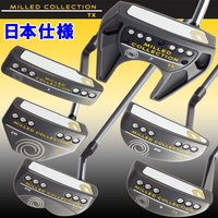 ODYSSEY MILLED COLLECTION TX PUTTER  先行販売された「DYPE」...