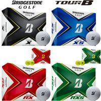 ブリヂストン 2020 ツアー B シリーズ ゴルフボール 1ダース 12p TOUR B USAモデル