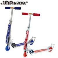 5歳児からの2輪キックスクーター 人気のJDBUG K3にウィリーバーが付きました。  重量 2.4...