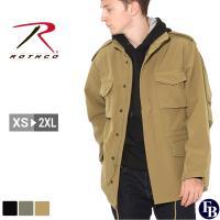 ROTHCO ロスコ M-65 ソフトシェルジャケット メンズ M65 ミリタリージャケット 大きい...