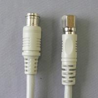 訳ありですが大変お得な商品です! ■アンテナケーブルは通常ケーブル表面にマーキングと呼ばれる印刷を施...