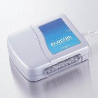 ■PS/PS2のゲームパッドをパソコンのUSBポートに接続して動作させることのできるコンバータ。振動...