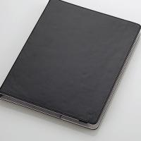 ■手帳タイプで装着したままタブレットを使用できる!10.6〜12.0インチのタブレットに対応し、高級...