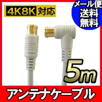 ●BS・CS・UHF・VHFなどのアンテナコネクタ(壁面端子)とテレビ・ビデオ・BS・CSチューナー...