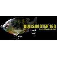 間違いなくその水域に生息するレコードクラスを狙えるブルーギルフォルムの『ブルシューター160』。 体...
