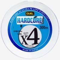 メーカー : デュエル DUEL 商品名 : HARDCORE X4 300m ハードコア エックス...