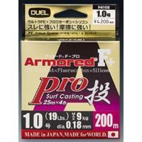 メーカー : デュエル DUEL 商品名 : アーマードF+ Pro 投げ 200m Armored...