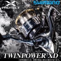 耐久性の基準を変えてしまう。タフステージでこそ活躍する。  【SHIMANO TWINPOWER X...