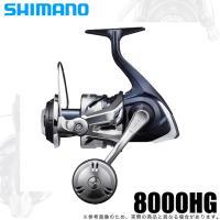 シマノ 21 ツインパワー SW 8000HG (2021年モデル) スピニングリール /(5)