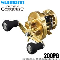 """【SHIMANO OCEA CONQUEST】  """"新次元の回転性能""""がオフショアを切り開く!滑・強..."""