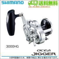 熟成と進化を体現した、ジギングベイトリールシマノ最高峰モデル。  【SHIMANO OCEA JIG...